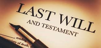 Why Having a Will Gives Peace of Mind